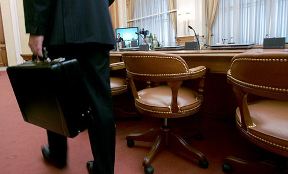 Бюрократия - Чиновники
