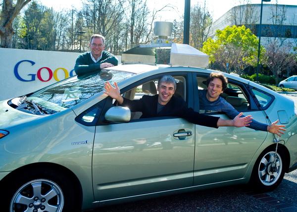 Интернет-компания Google и ее руководство